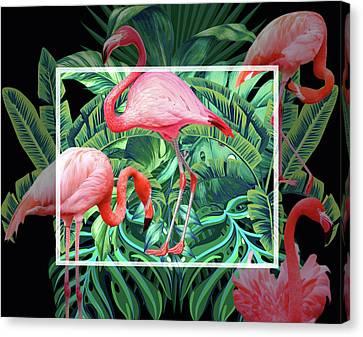Tropical Mood  Canvas Print by Mark Ashkenazi