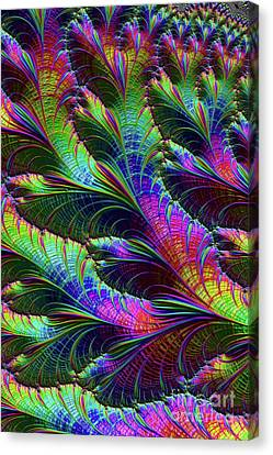 Tropical Canvas Print by Steve Purnell