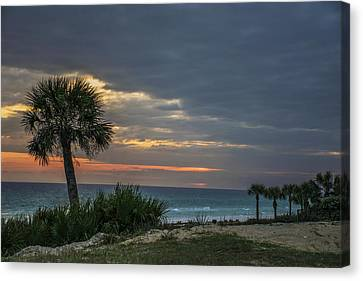 Panama City Beach Canvas Print - Tropical Sunset by Kevin Ruck