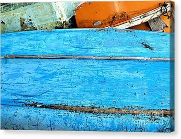 True Sailing Canvas Print by Dean Harte