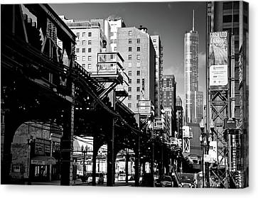 Trump Tower Canvas Print by George Imrie Photography