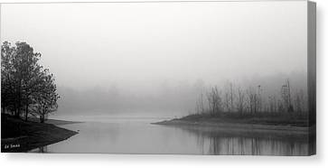 Indiana Landscapes Canvas Print - Tuesday Morning by Ed Smith