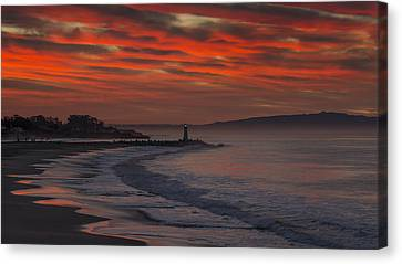 Tuesday Sunrise Canvas Print
