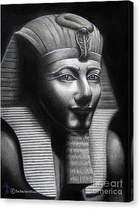 Tuhtmose Canvas Print