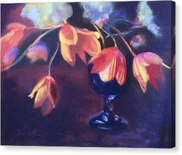 Tulip Still Life Canvas Print