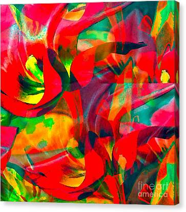 Tulips IIi Canvas Print