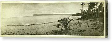 Tumon Bay Guam Canvas Print