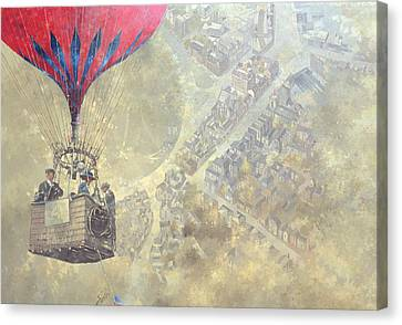 Tunbridge Wells Canvas Print by Peter Miller