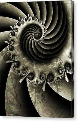 Turbine Canvas Print by David April