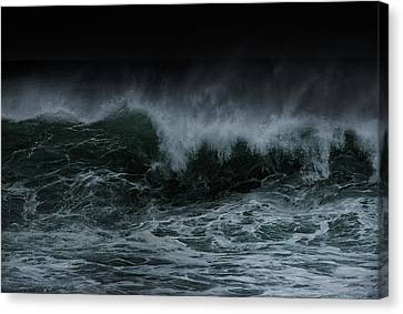 Turbulence Canvas Print by Edgar Laureano