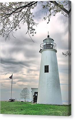 Turkey Point Lighthouse Canvas Print