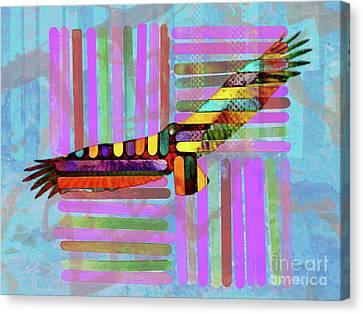 Turkey Vulture Canvas Print by Robert Ball
