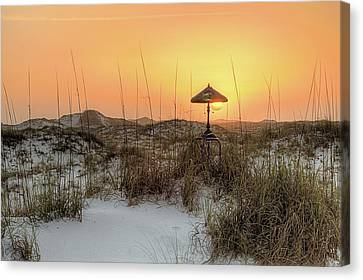 Canvas Print featuring the photograph Turn On The Light by JC Findley