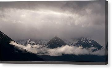 Turnagain Arm Canvas Print by Andy-Kim Moeller