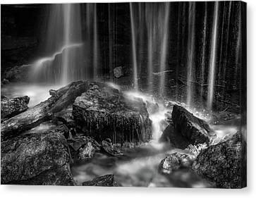 Canvas Print - Turner Bend Falls by James Barber