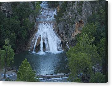 Turners Fall Canvas Print