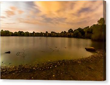 Turners Pond After Dark Canvas Print by Brian MacLean