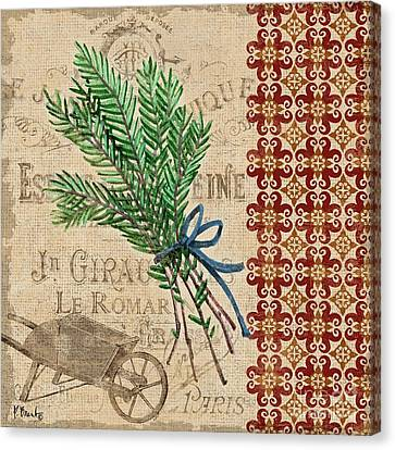 Tuscan Herbs II Canvas Print