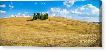 Tuscan Nature Myths Canvas Print by JR Photography