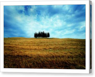 Tuscany - Italy Canvas Print by Marco Hietberg