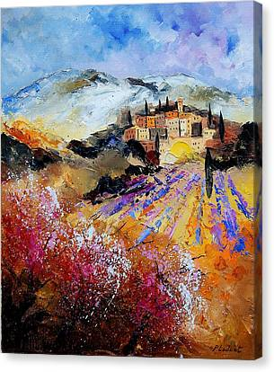 Tuscany 56 Canvas Print by Pol Ledent