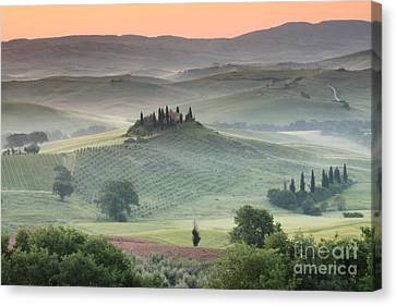 Tuscany Canvas Print by Tuscany