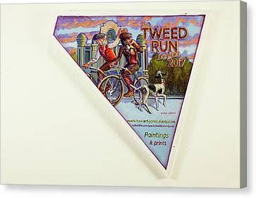 Tweed Run London 2 Guvnors  Canvas Print by Mark Jones