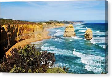 Twelve Apostles Australia Canvas Print