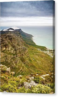 Twelve Apostles South Africa Canvas Print by Tim Hester