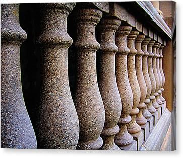 Twelve Pillars Canvas Print by Glenn McCarthy Art and Photography