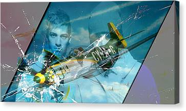 Rock And Roll Canvas Print - Twenty One Pilots Collecton by Marvin Blaine
