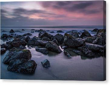 Twilight Pacific Canvas Print by Gary Migues