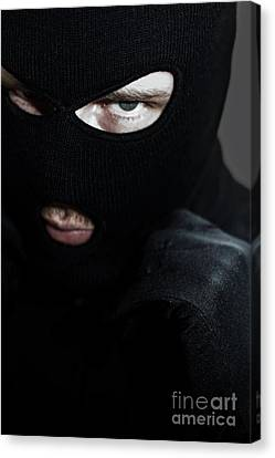 Twilight Robbery Canvas Print by Jorgo Photography - Wall Art Gallery