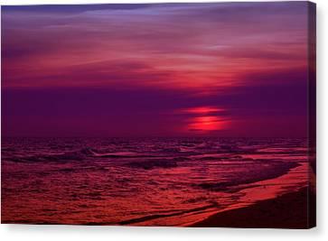 Twilight Canvas Print by Sandy Keeton