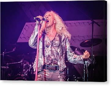 Twisted Sister, Dee Snider Canvas Print