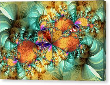 Twister Canvas Print by Kim Redd