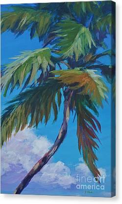 Twisting Canvas Print by John Clark