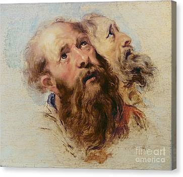 Two Apostles Canvas Print by Rubens
