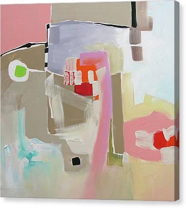 Two Blocks Down Canvas Print