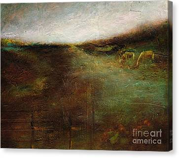 Canvas Print - Two Palominos by Frances Marino