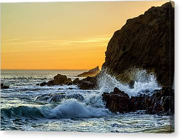 Two Rock Point Canvas Print by Kelley King