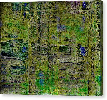 U7 Canvas Print by KA Davis