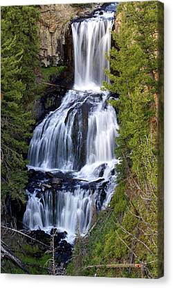 Udine Falls Canvas Print by Marty Koch