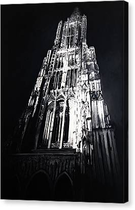 Ulmer Muenster 2 Canvas Print
