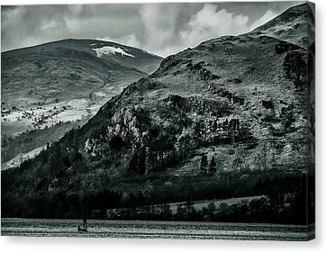 Ulswater Lake District Canvas Print