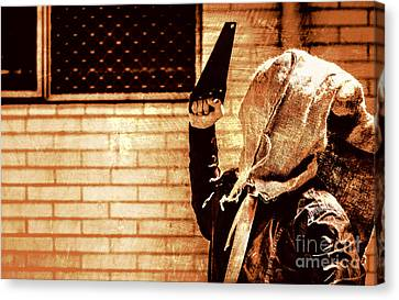 Uncle Chop Chop Canvas Print by Jorgo Photography - Wall Art Gallery