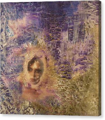 Under Pressure Canvas Print by Heather Hennick