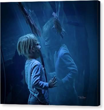 Underwater Dreams Canvas Print