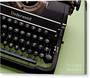 Underwood Canvas Print by Valerie Morrison