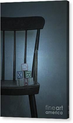 Une Mre Sous Influence Canvas Print by Edward Fielding